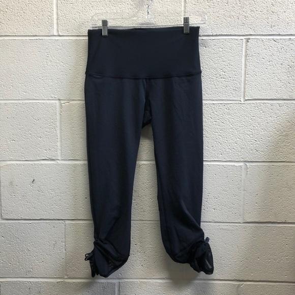 lululemon athletica Pants - Lululemon inkwell Sweaty Endeavor tight sz 10 NWT